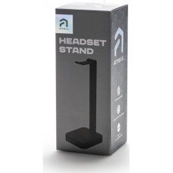 Atrix Black Headset Stand PC Accessories Atrix GameStop found on Bargain Bro Philippines from Game Stop US for $34.99