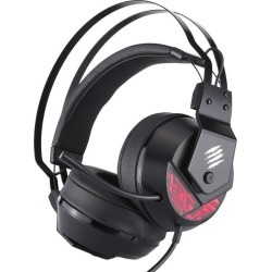 Mad Catz The Authentic F.R.E.Q. 4 Black Wired Gaming Headset found on Bargain Bro India from Game Stop US for $64.99