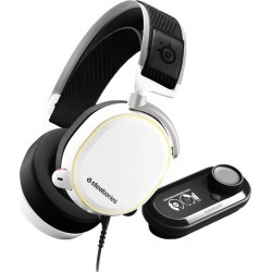 SteelSeries PlayStation 4 Arctis Pro and GameDAC Hi-Res Gaming Headset White PS4 Available At GameStop Now!