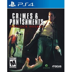 Focus Home Interactive Crimes and Punishments: Sherlock Holmes PS4 Available At GameStop Now! found on Bargain Bro India from Game Stop US for $14.99