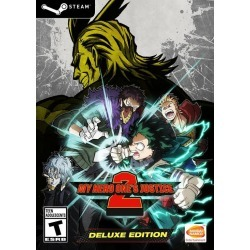 Digital My Hero One's Justice 2 Deluxe Edition PC Download Now At GameStop.com!