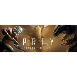 Prey Digital Deluxe Edition PC Download Now At GameStop.com!