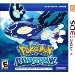 Pokemon Alpha Sapphire found on GamingScroll.com from Game Stop US for $39.99