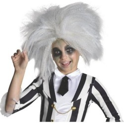 Beetlejuice Youth Costume Wig, One Size Rubie's Costume Company GameStop found on Bargain Bro Philippines from Game Stop US for $14.99