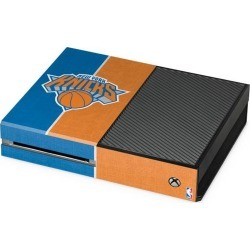 NBA New York Knicks Console Skin for Xbox One Xbox One Accessories Microsoft GameStop found on Bargain Bro Philippines from Game Stop US for $24.99