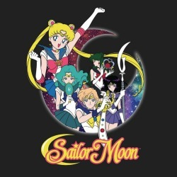 Hybrid Promotions, LLC Sailor Moon Fighters T-Shirt Available At GameStop Now!