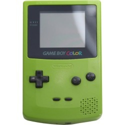Retro Nintendo Game Boy Color - Kiwi Available At GameStop Now!