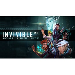 Digital Invisible, Inc. Nintendo Switch Edition Nintendo Switch Games Klei Entertainment GameStop