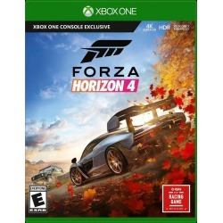 Microsoft Game Studios Forza Horizon 4 Xbox One Available At GameStop Now!