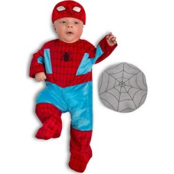 Spider-Man Baby Boys Costume (3-6M)