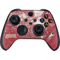 NHL Arizona Coyotes Controller Skin for Xbox Series X Xbox Series X Accessories Microsoft GameStop found on Bargain Bro Philippines from Game Stop US for $14.99