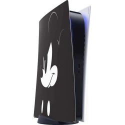 Mickey Mouse Jet Black Console Skin for PlayStation 5 Digital Edition PS5 Accessories Sony GameStop found on GamingScroll.com from Game Stop US for $19.99