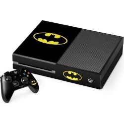 Batman Official Logo Skin Bundle for Xbox One Xbox One Accessories Microsoft GameStop found on GamingScroll.com from Game Stop US for $31.99