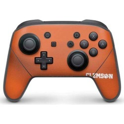 Clemson University Controller Skin for Nintendo Switch Pro Nintendo Switch Accessories Nintendo GameStop found on Bargain Bro Philippines from Game Stop US for $14.99