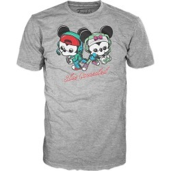 Funko Gamer Minnie Gaming T-Shirt Available At GameStop Now!