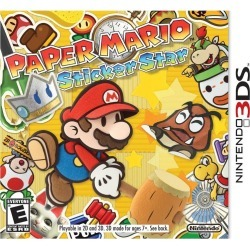 Paper Mario: Sticker Star found on GamingScroll.com from Game Stop US for $19.99