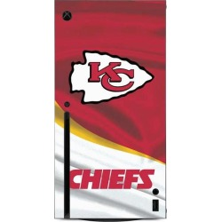 NFL Kansas City Chiefs Console Skin for Xbox Series X Xbox Series X Accessories Microsoft GameStop found on Bargain Bro Philippines from Game Stop US for $24.99