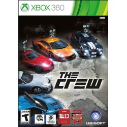 The Crew Pre-owned Xbox 360 Games Ubisoft GameStop found on Bargain Bro Philippines from Game Stop US for $9.99