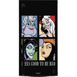 Disney Villains Feels Good To Be Bad Console Skin for Xbox Series X Xbox Series X Accessories Microsoft GameStop found on Bargain Bro Philippines from Game Stop US for $24.99