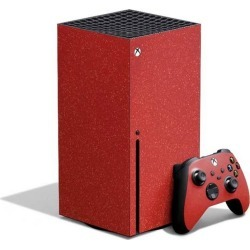 Diamond Red Glitter Skin Bundle for Xbox Series X Xbox Series X Accessories Microsoft GameStop found on Bargain Bro Philippines from Game Stop US for $39.99
