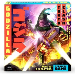 Godzilla: Tokyo Clash Board Game found on GamingScroll.com from Game Stop US for $34.99
