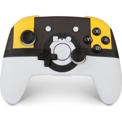 Nintendo Switch Pokemon Ultra Ball Enhanced Wireless Controller Pre-owned Nintendo Switch Accessories Nintendo GameStop found on GamingScroll.com from Game Stop US for $39.99