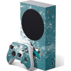 NHL San Jose Sharks Skin Bundle for Xbox Series S Xbox Series X Accessories Microsoft GameStop found on Bargain Bro Philippines from Game Stop US for $39.99