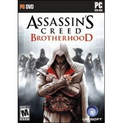Digital Assassin's Creed: Brotherhood PC Games UbiSoft GameStop found on Bargain Bro India from Game Stop US for $19.99
