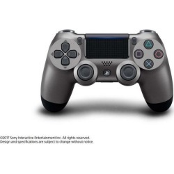 PS4 DUALSHOCK 4 Steel Black Wireless Controller Pre-owned PS4 Accessories PS4 GameStop found on Bargain Bro Philippines from Game Stop US for $52.99