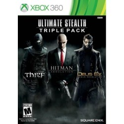 Ultimate Stealth Triple Pack found on GamingScroll.com from Game Stop US for $9.99