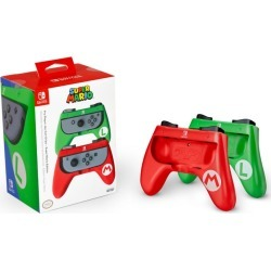Nintendo Switch Mario and Luigi Joy-Con Grips Only at GameStop found on GamingScroll.com from Game Stop US for $19.99