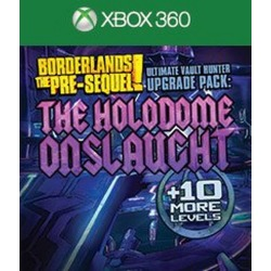 Digital Borderlands: The Pre-Sequel Ultimate Vault Hunter Upgrade Pack: The Holodome Onslaught Xbox 360 Games 2K GameStop found on Bargain Bro India from Game Stop US for $10.00