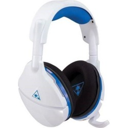 Turtle Beach Stealth 600 White Wireless Gaming Headset PS4 Available At GameStop Now!