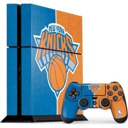 NBA New York Knicks Skin Bundle for PlayStation 4 PS4 Accessories Sony GameStop found on Bargain Bro Philippines from Game Stop US for $39.99