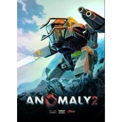 11 Bit Studios Digital Anomaly 2 2-Pack PC Download Now At GameStop.com!