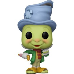 POP! Disney: Pinocchio 80th Anniversary Jiminy Cricket Street found on GamingScroll.com from Game Stop US for $11.99