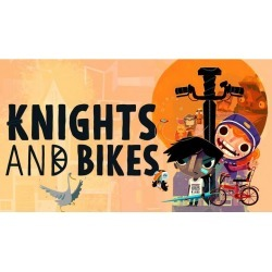 Knights and Bikes found on GamingScroll.com from Game Stop US for $19.99