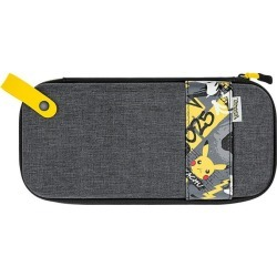 Nintendo Switch Pokemon Pikachu Deluxe Travel Case found on GamingScroll.com from Game Stop US for $19.99