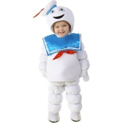Ghostbusters Stay Puft Baby Costume 12-18 Months found on Bargain Bro from Game Stop US for USD $37.99