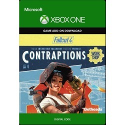 Digital Fallout 4: Contraptions Workshop Xbox One Download Now At GameStop.com!