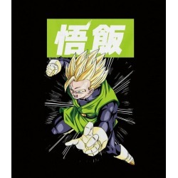 Dragon Ball Z Super Saiyan Gohan T-Shirt found on Bargain Bro India from Game Stop US for $21.99