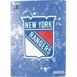 NHL New York Rangers Console Skin for PlayStation 5 Digital Edition PS5 Accessories Sony GameStop found on GamingScroll.com from Game Stop US for $19.99