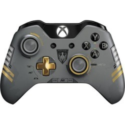 Microsoft Xbox One Call of Duty: Advanced Warfare Wireless Controller Pre-owned Xbox One Accessories Microsoft GameStop found on Bargain Bro Philippines from Game Stop US for $49.99