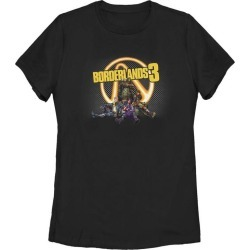 Borderlands 3 Glowing Logo Ladies T-Shirt Fifth Sun GameStop found on Bargain Bro India from Game Stop US for $19.99
