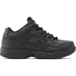 Skechers Work Felton Albie - Women's Footwear Shoes Athletics Multifunction - Black found on Bargain Bro from GLOBO Shoes for USD $42.68