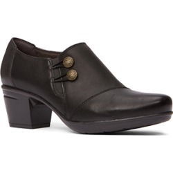 Clarks Proawia - Women's Footwear Shoes Heels Low-Mid - Black found on MODAPINS from GLOBO Shoes for USD $83.77