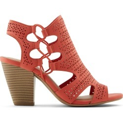 City Classified Gerenia - Women's Footwear Shoes Heels Wedges - Orange found on MODAPINS from GLOBO Shoes for USD $15.96