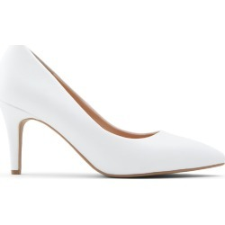 City Classified Coen-s - Women's Footwear Shoes Heels - White found on MODAPINS from GLOBO Shoes for USD $27.95