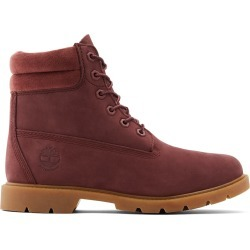 Timberland Linden Woods - Women's Leather Shoes - Red