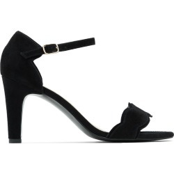 Luca Ferri Conium - Women's Footwear Shoes Heels Wedges - Black found on MODAPINS from GLOBO Shoes for USD $22.35